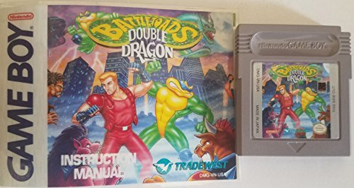 GameBoy - Battletoads Double Dragon (Modul) (gebraucht)
