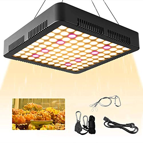 Plant Growth Light, LED Plant Growth Light, Plant Growth Light Stand, Suitable for Vegetative Growth of Seedlings, Flowers, Herbs, Hydroponic Plant Growth Lights