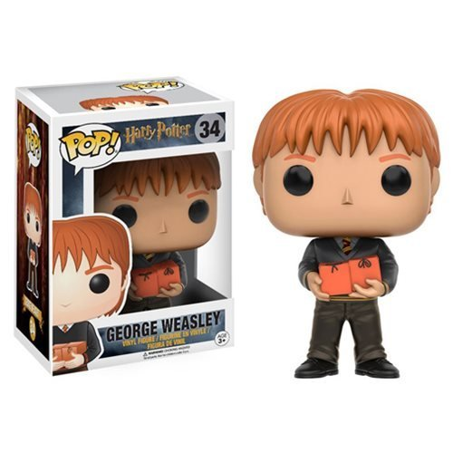 Funko POP! Harry Potter: George Weasley