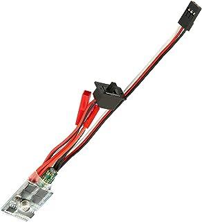 2 Mini spazzole elettroniche regolatore di velocit/à 30A Spazzolato ESC DIY Accessorio per Telecomando Auto