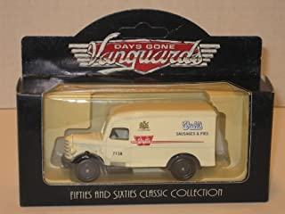 Vanguard Days Gone Series 1950 Bedford, Wall's Sausages & Pies, 30 CWT Delivery Van