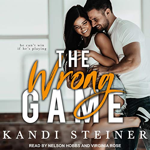 The Wrong Game audiobook cover art