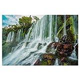 artboxONE Poster 30x20 cm Natur Iguazú Wasserfall