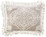 LaMont Home All Over Brocade Collection – 100% Cotton Woven Sham