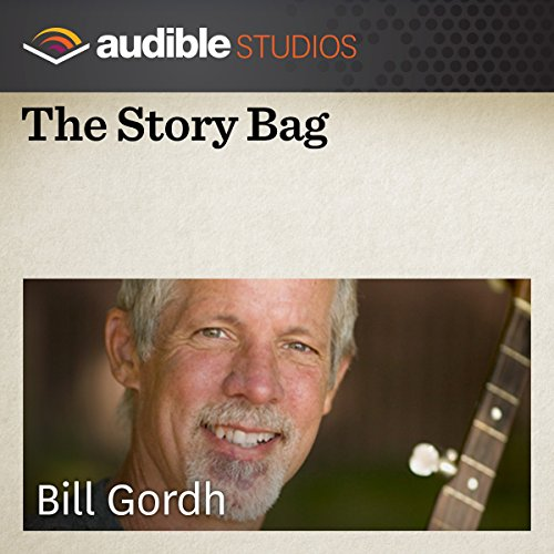 The Story Bag audiobook cover art