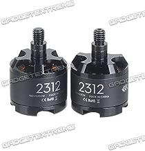 QJ DJI E310 2312 960KV Motor Set CCW CW F450 F550 Quadcopter Multirotor 1pair E