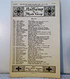 ' Seek Him That Maketh The Seven Stars ' 1930's from Oliver Ditson Co. Anthems For Mixed Voices With Soprano Solo -sheet music #12,733 Jan 01 ,1930 by James H. Rogers