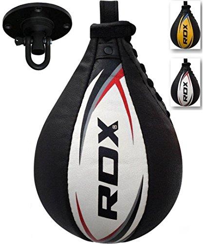 3.  Pera Boxeo de Cuero RDX