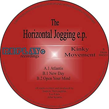 Horizontal Jogging - EP