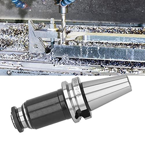 Lantuqib Soporte de protección contra sobrecarga, Soporte de portabrocas BT40 ‑ GT12‑110L Soporte de portabrocas telescópico de Alta precisión para máquina Herramienta para la Industria