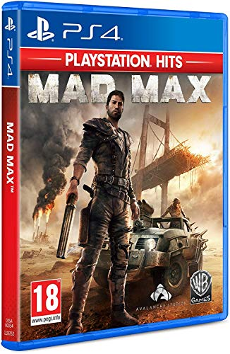 Mad Max Hits - PS4 - Other - PlayStation 4