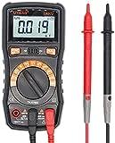 HLD multímetro inteligente Multímetro digital Implicación precisa Voltaje de voltaje de resistencia de la velocidad de la velocidad de la temperatura de la temperatura de la capacidad de reparación de