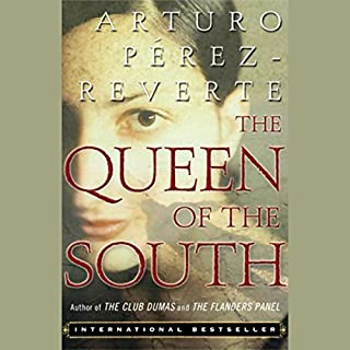 The Queen of the South cover art