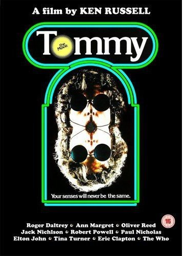 Tommy [DVD] [UK Import]