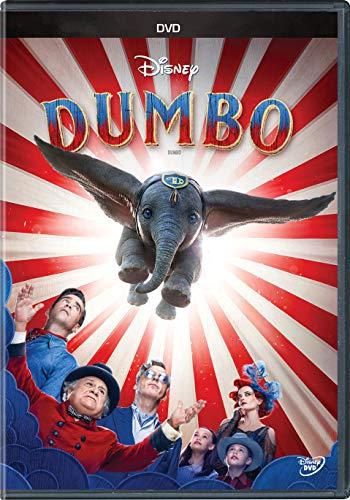 Dumbo 2019 DVD Colin Farrell