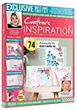 Crafter's Companion Crafters <span class='highlight'><span class='highlight'>Inspiration</span></span> Issue 27 - Packed 68 Page Magazine & Craft Kit