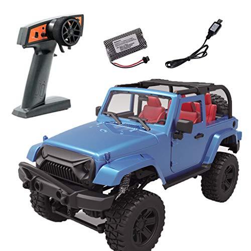Sheuiossry 2.4G Wireless Controller 1:14 Maßstab Buggy Allradantrieb RC Rock Crawler Auto RC Fahrzeug Spielzeug...