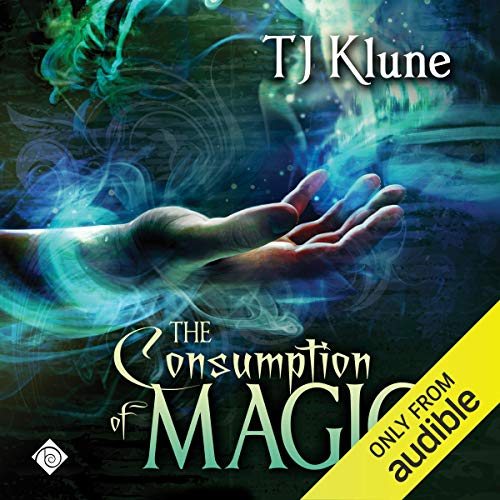 The Consumption of Magic cover art