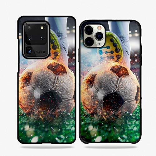 Fundas De Moviles Carcasas De Moviles Funda Carcasa Modelo Diseños de Deportes, Futbol, Soccer Compatible con Huawei P8 Lite (2016)