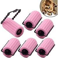 EQLEF® Fabricante de espuma rodillos de esponja de los bigudíes de los bigudíes de pelo de la onda Peluquería Rizado - 6 Conde