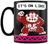 Nintendo MG25211C - Tazza in ceramica, 315 ml, motivo: Donkey Kong Retro