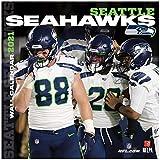 Seattle Seahawks 2021 12x12 Team Wall Calendar