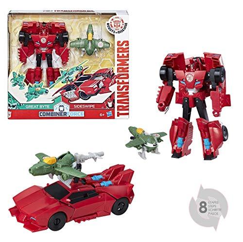 Hasbro Transformers - C0905ES00 - Robots In Disguise Activator Combiner Sideswipe