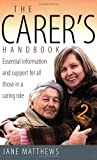 A book about being a Carer for a disabled person