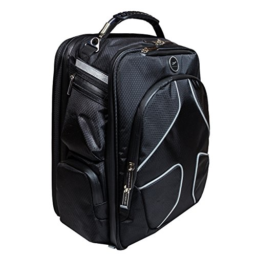 MYGOFLIGHT PLC Pro iPad/Laptop Nylon Cockpit Aviation Flight Bag