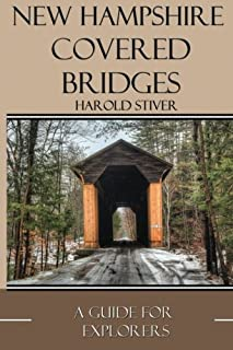new hampshire covered bridges map & guide