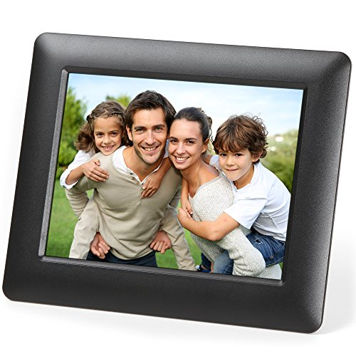 Micca 7-Inch Digital Photo Frame with High Resolution LCD and Auto On/Off Timer (M703)