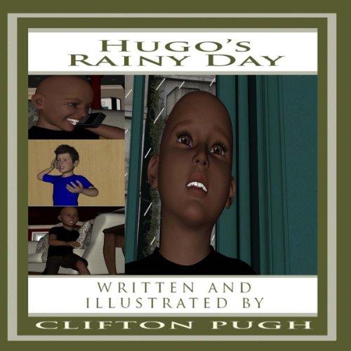 Hugo's Rainy Day audiobook cover art