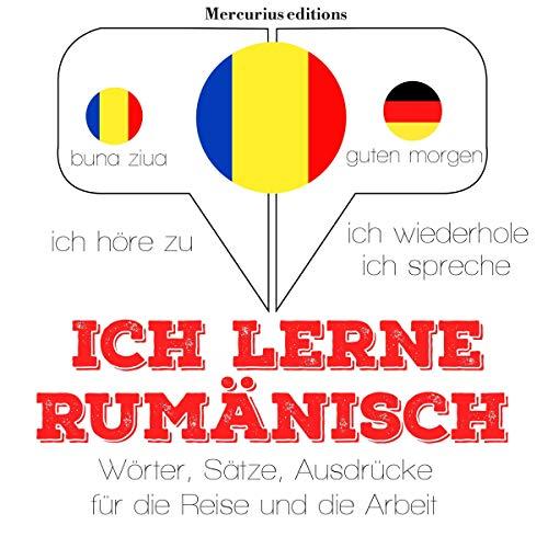 Ich lerne Rumänisch audiobook cover art
