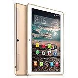 4G LTE Tablet PC 10 Zoll Dual SIM - TOSCIDO Android 9.0 Zertifiziert von Google GMS