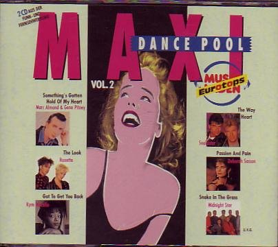 Musikladen : Maxi Dance Pool Vol. 2 (2CD)