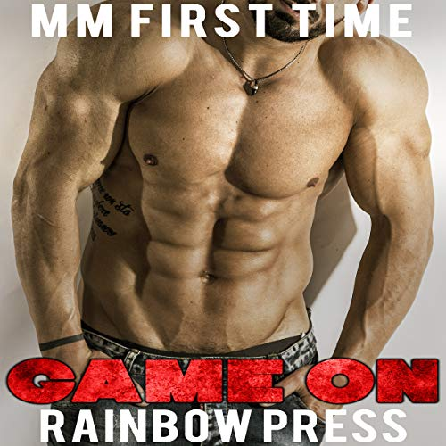 Game On (Man on Man First Time) audiobook cover art