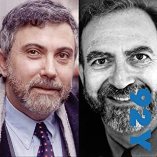 Paul Krugman in Conversation with David Brancaccio     Toward a Great Society              De :                                                                                                                                 Paul Krugman                               Lu par :                                                                                                                                 David Brancaccio                      Durée : 1 h et 27 min     Pas de notations     Global 0,0