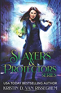 Slayers & Protectors Series 3 Book Collection: Dragon Slayers, Dragon Wars, & Dr