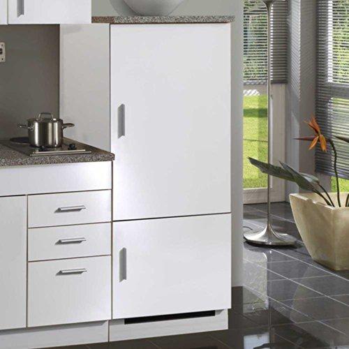 Büro Küche Crispo in Weiß 4-teilig