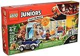 LEGO Juniors/4+ The Incredibles 2 The Great Home Escape 10761 Kit de construcción (178 piezas)