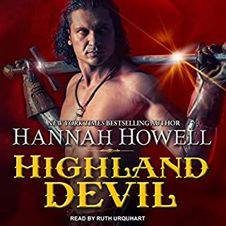 Highland Devil     Murray Family Series, Book 22              By:                                                                                                                                 Hannah Howell                               Narrated by:                                                                                                                                 Ruth Urquhart                      Length: 7 hrs and 27 mins     78 ratings     Overall 4.3
