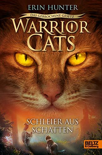 Warrior Cats - Das gebrochene Gesetz - Schleier aus Schatten: Staffel VII, Band 3