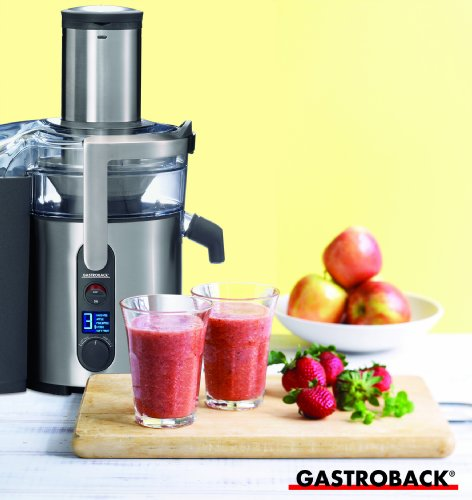 Gastroback 40138 Design Multi Juicer Digital - 4
