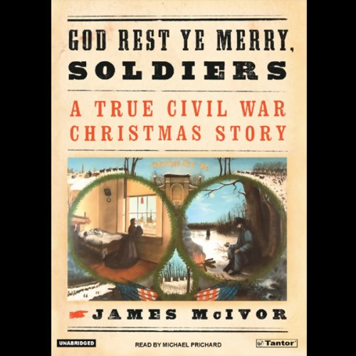God Rest Ye Merry, Soldiers audiobook cover art