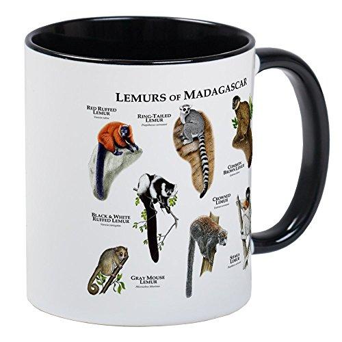 Type of Lemurs in Madagascar Mug