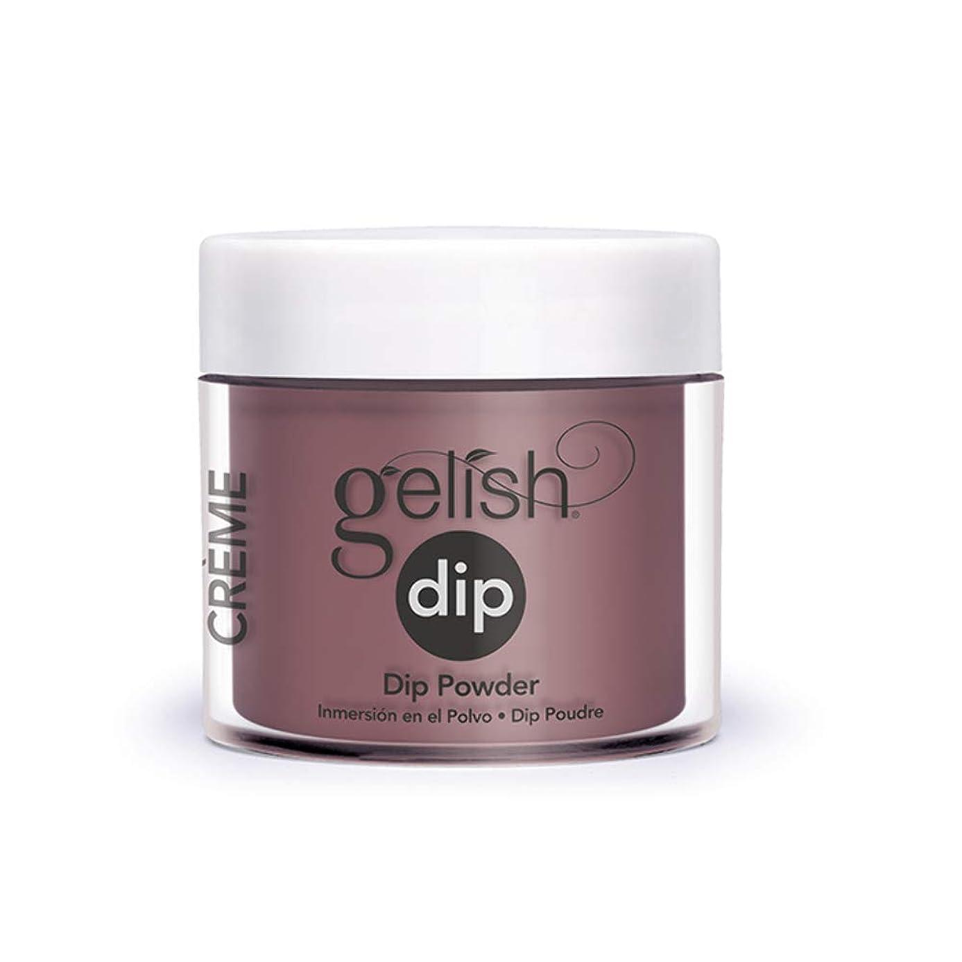 管理者ルートなぜHarmony Gelish - Acrylic Dip Powder - A Little Naughty - 23g / 0.8oz