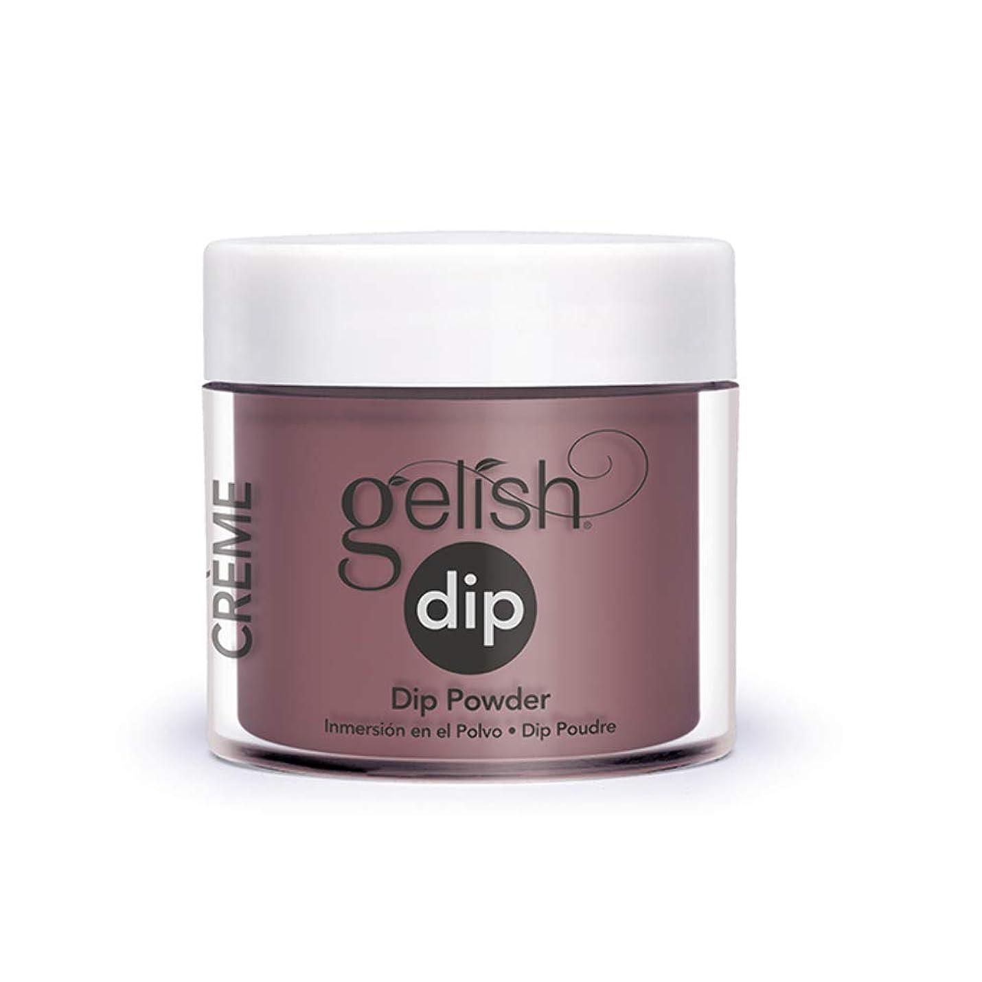 会議ブリード処分したHarmony Gelish - Acrylic Dip Powder - A Little Naughty - 23g / 0.8oz
