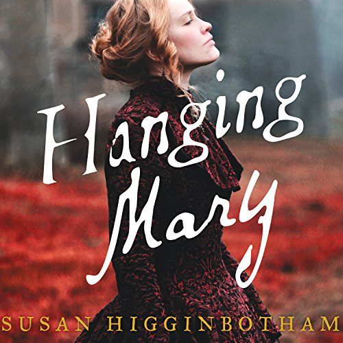 Hanging Mary audiobook cover art