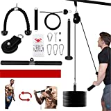 Best Wrist Roller For Arms - Monitun Pulley Cable System Forearm Wrist Roller Trainer Review