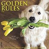 Willow Creek Press: Golden Rules 2020 Wall Calendar (Dog Bre